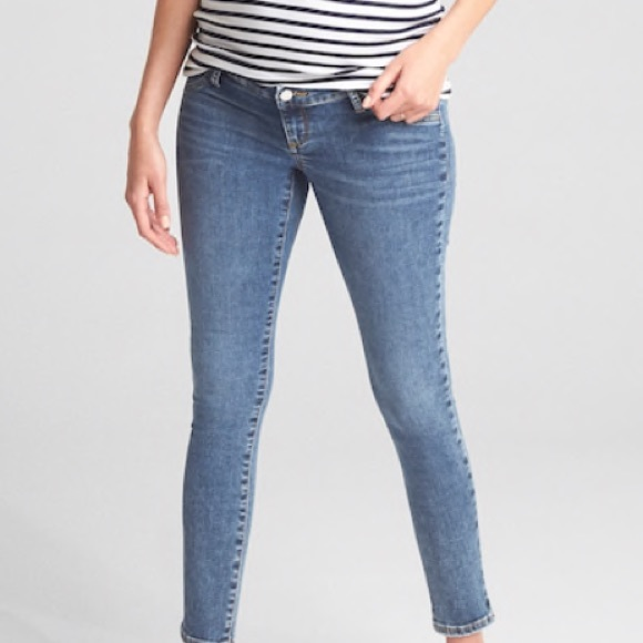 5c75d6ea28efb GAP Jeans | Gently Used Maternity | Poshmark